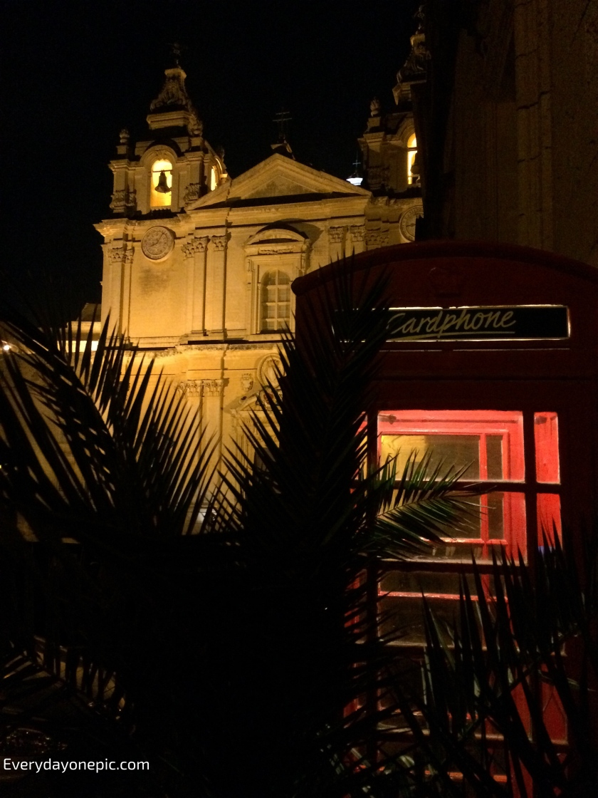 Mdina, la ville la moins peuplée de Malte