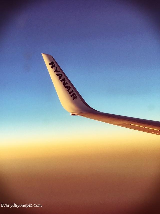 Voler avec Ryanair, un vrai plaisir ...