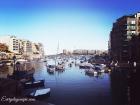 La très belle Spinola Bay en fin d'après midi, un spectacle merveilleux
