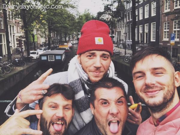 Weekend a Amsterdam