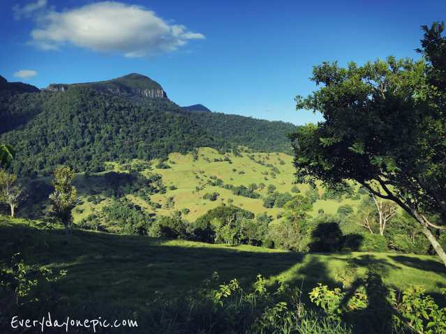 vallée de numinbah