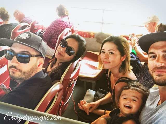 bus tour à Sydney